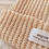 Thumbnail: Natural Recycled Oranic Cotton Beanie