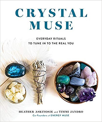 Crystal Muse by Heather Askinosie and Timmi Jandro