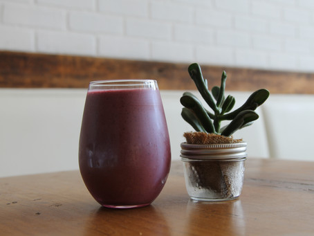 Thank You Thank You Berry Much Smoothie Recipe