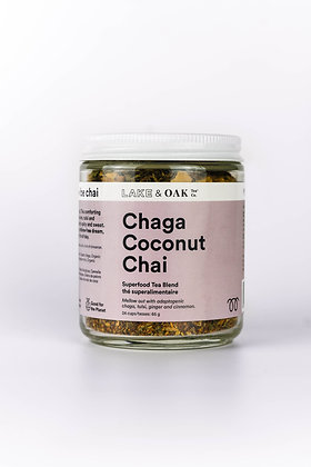 Chaga Coconut Chai
