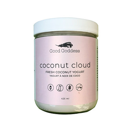 Coconut Cloud Yogurt