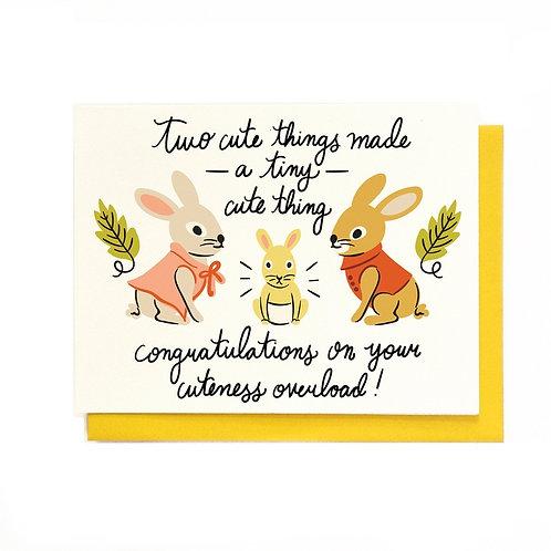 Tiny Cute Thing Card