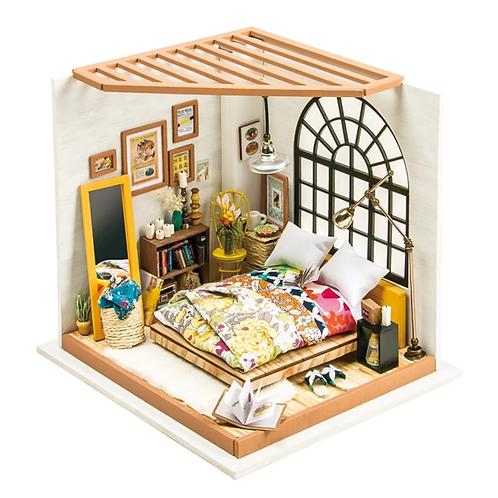Alice's Dreamy Bedroom DIY Miniature House