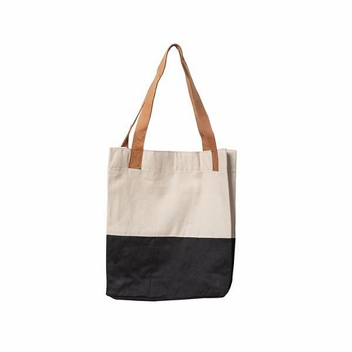 Color Block Tote