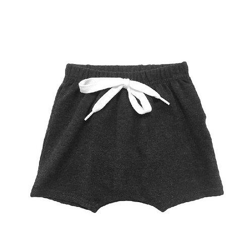 The Charcoal Harem Shorts