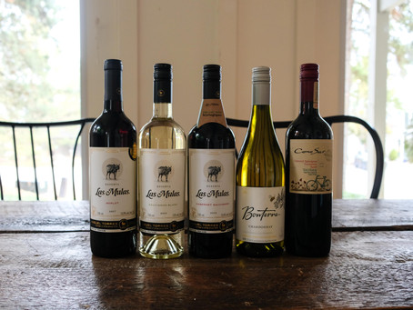 Organic Wine + Beer Available For Delivery Service