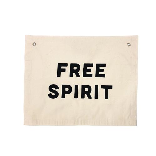 Free Spirit Banner