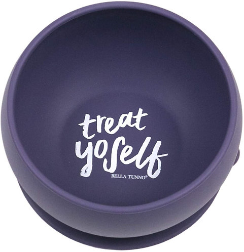 Treat Yo Self Wonder Suction Bowl