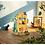 Thumbnail: Cat House DIY Miniature Dollhouse Kit