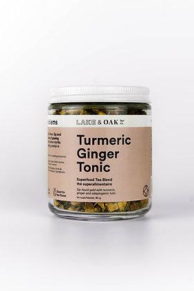 Turmeric Ginger Tonic