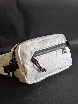 White vx-21 Fanny Pack
