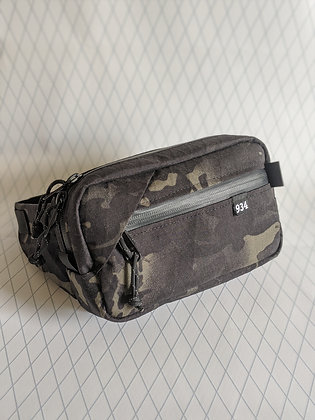Multicam Black X-50 Fanny Pack: Made to Order