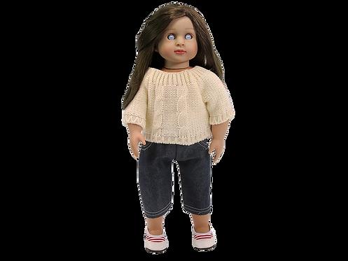 REMO 3.0 Phantom Paranormal Trigger Girl Doll