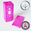 Thumbnail: A2K DNA FRAME 3D PRINTED PINK CANCER AWARENESS