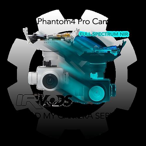 Phontom4 Pro/2.0/RTK Camera Conversion Service