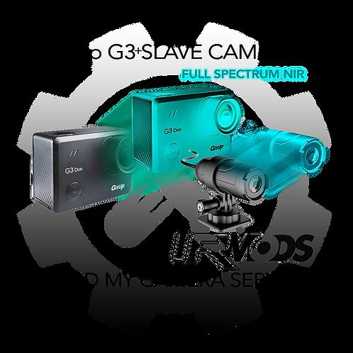 GitUp G3 Duo Main + Slave Camera Conversion Service