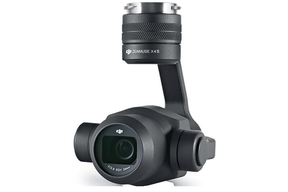 DJI Zenmuse X4S CVI-6 RGN Converted Camera