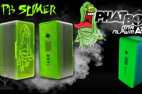 """A3K PHATBOY DNA/NLPWM """"SLIMER"""" WITH NEON GREEN FACE & BUTTONS"""