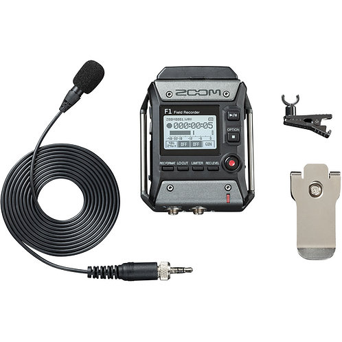 Zoom F1/LP2 Sound Recorder kit Rental #031