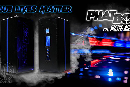 "A3K PHATBOY DNA/NLPWM ""BLUE LIVES MATTER"" WITH BUTTONS"