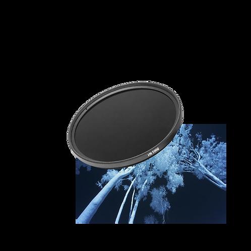 55mm Round 1000nm Dark IR X-Ray Pass lens filter