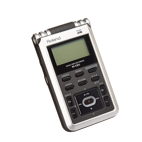 Roland R-05 Sound Recorder Rental #037