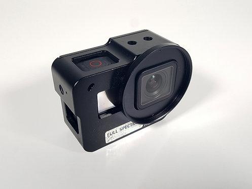 Full Spectrum IR GoPro Hero7 Black 4K HD Cage Camera Kit Rental #007