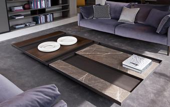 Jesse large In-out coffee table