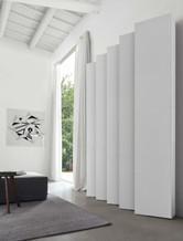 Jesse Aleph bookcase White Lacquer