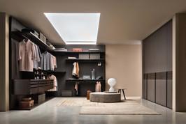 SCENARIO wardrobe in THERM OAK