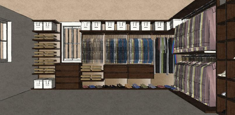 D47 open style Scenario range dressing room