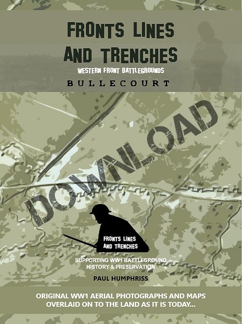 Bullecourt Battleground Booklet *DOWNLOADABLE*