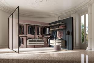 NAKED dressing room furniture