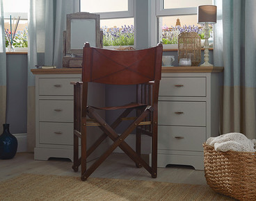Kindred double pedestal classic desk