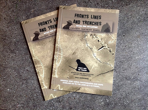 Fronts Lines and Trenches *New Battlefield Companion