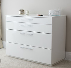 Kindred 4 drawer modern chest