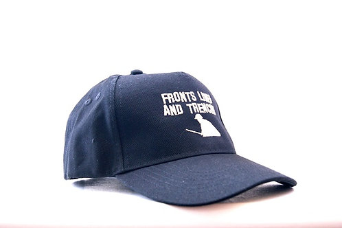 *New Fronts Lines and Trenches Cap