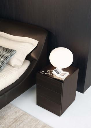 Jesse Nap 3 drawer bedside