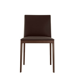 Alma leather chair