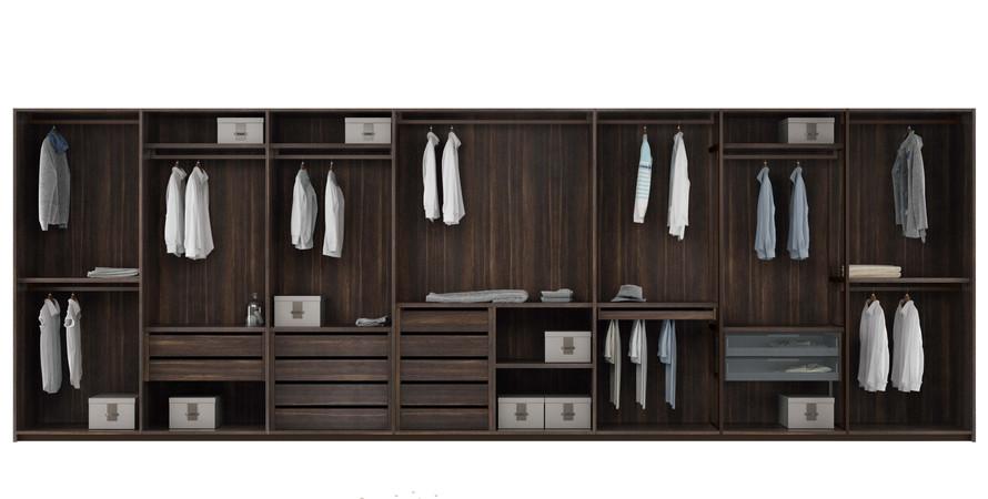 Jesse sliding wardrobe internal furniture