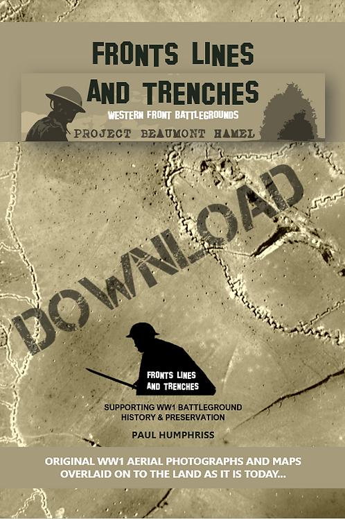 Beaumont Hamel Battleground Booklet *Download*