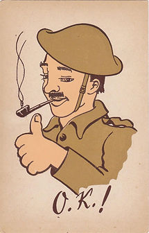 Donate to WW1 Fronts lines and trenches