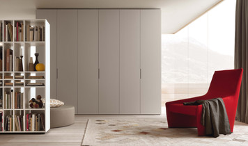 Jesse PLANA M32 hinged door wardrobes