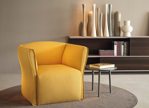 Jesse Fedra armchair
