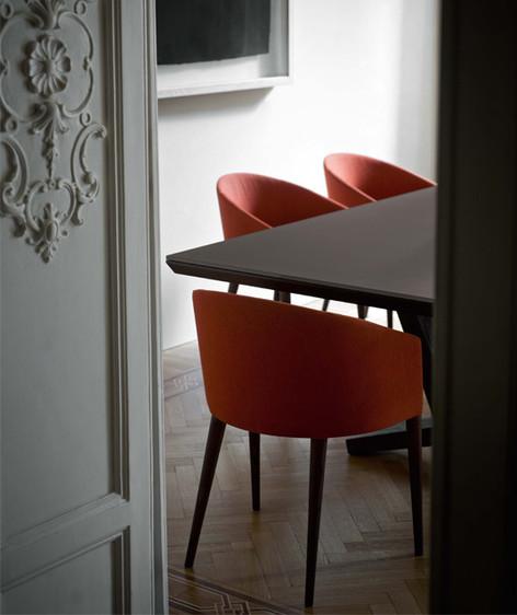 Jesse Jaia dining chair