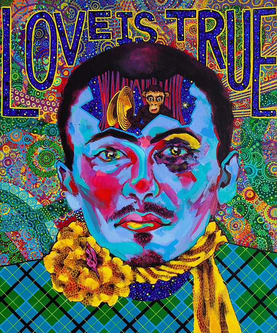 Love is True (1/6 REVOLT!)