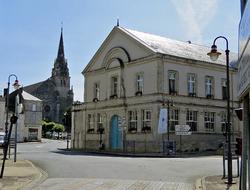 La Mothe St Heray
