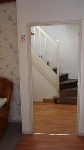 """Hallway - """"The little house"""""""