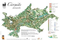 3D map La Mothe St Heray