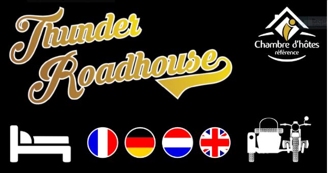 Thunder Roadhouse B&B logo 6